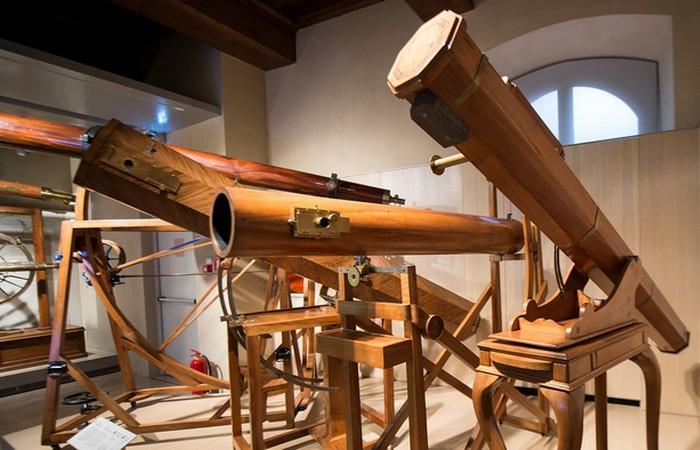 Телескопы эпохи Ворождения.