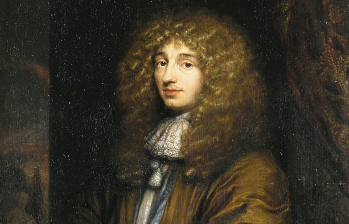 Голландский астроном Христиан Гюйгенс.