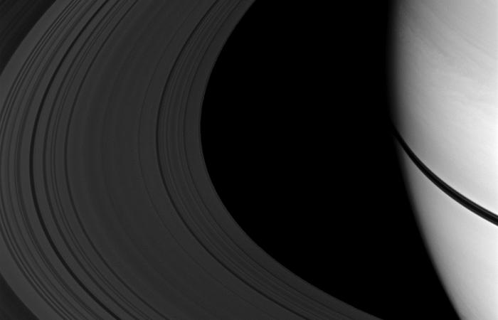 Кольца Сатурна не уникальны.