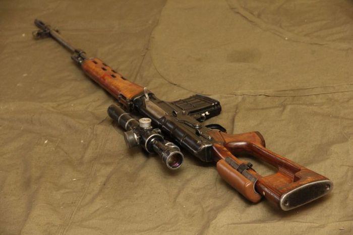 Простая и надежная. |Фото: forum.guns.ru.