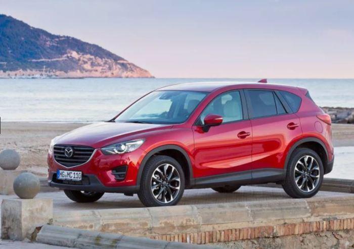 Mazda CX-5 - один из абсолютных лидеров.