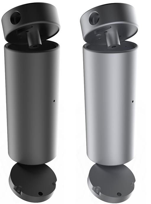 Сканер Eora 3D выпускается в нескольких цветах.