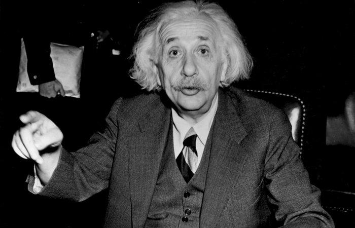 Научный факт: теория относительности Великого Альберта.