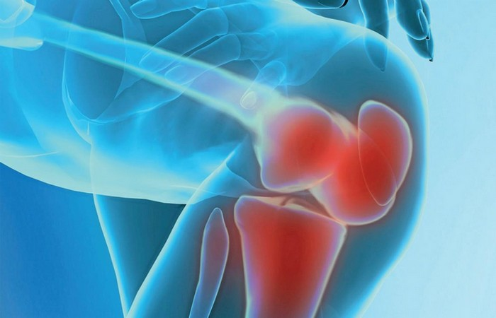 Научный факт: смазка коленного сустава.