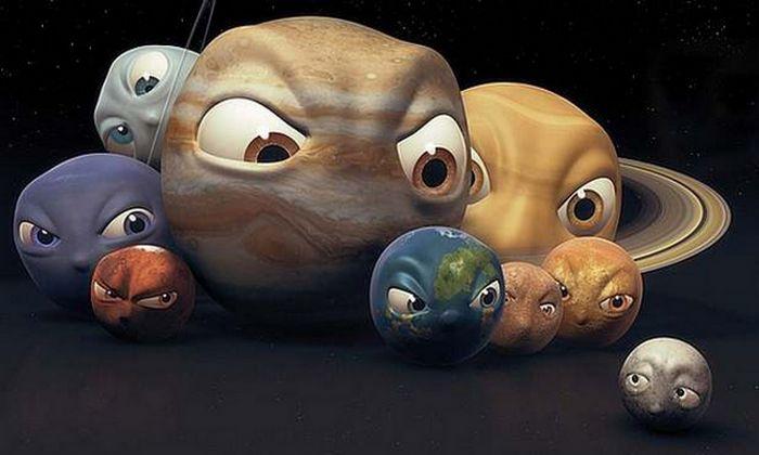 Научный факт: планета Плутон.