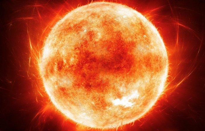 Научный факт: солнечное тело.