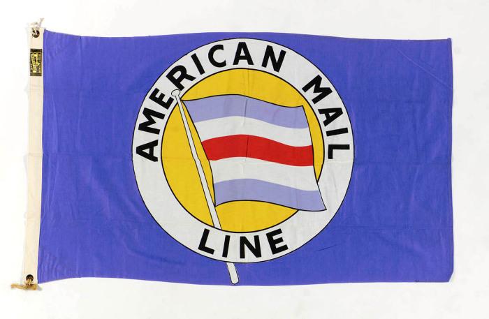 Флаг American Mail Line Ltd.