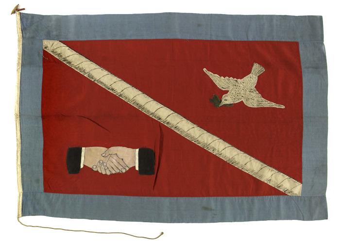 Флаг India Rubber Gutta Percha and Telegraph Works Co Ltd