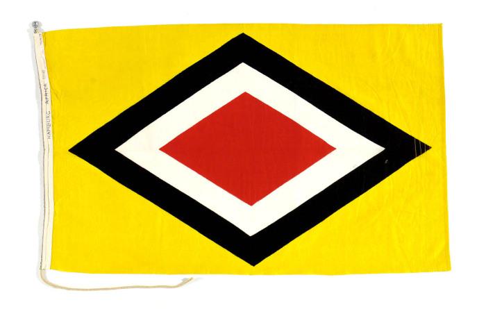 Флаг Deutsche Afrika-Linien.