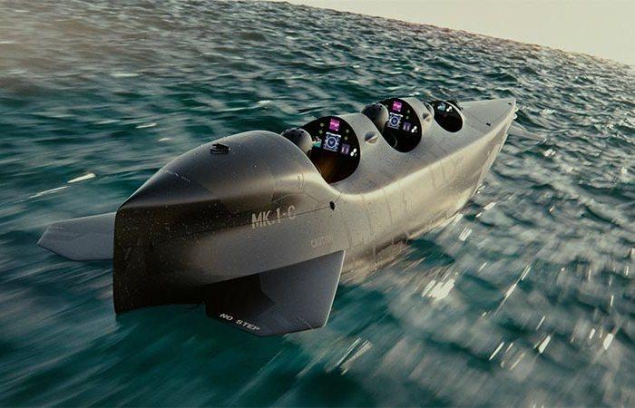 Подводная лодка Ortega Submersibles.