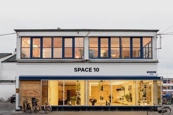 Секретная лаборатория IKEA.