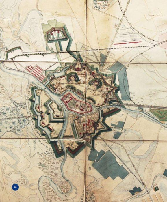 Опубликованная карта.