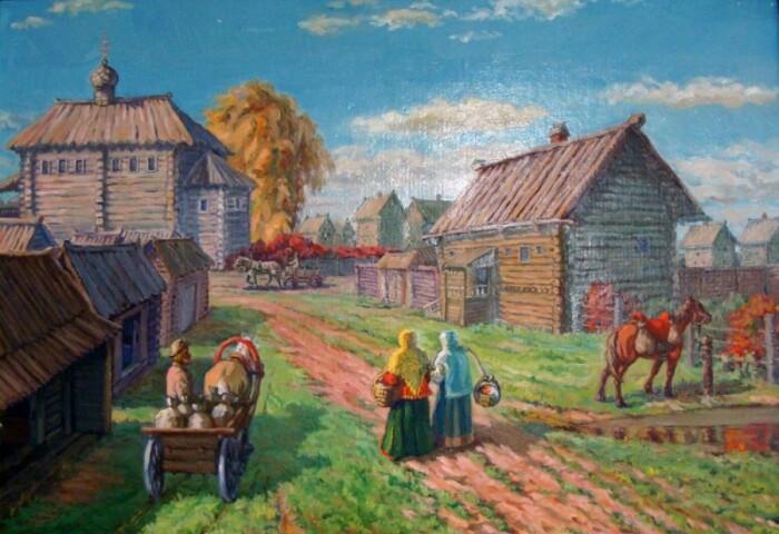 В Средние века церковь выполняла не только духовные, но и административные функции. ¦Фото: dic.academic.ru.