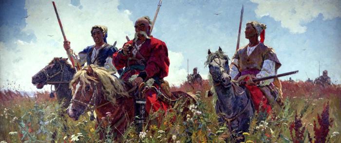 Сформировалось казачество к 15 веку. |Фото: moto59.ru.