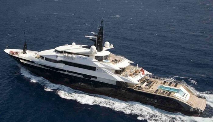 Самые дорогие и роскошные яхты в мире.