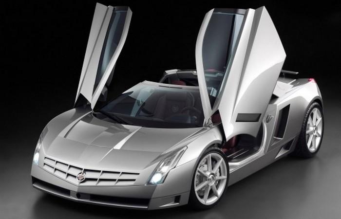 Автомобиль Cadillac Supercar.