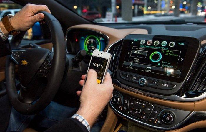 Автомобили  подключены к 4G LTE.
