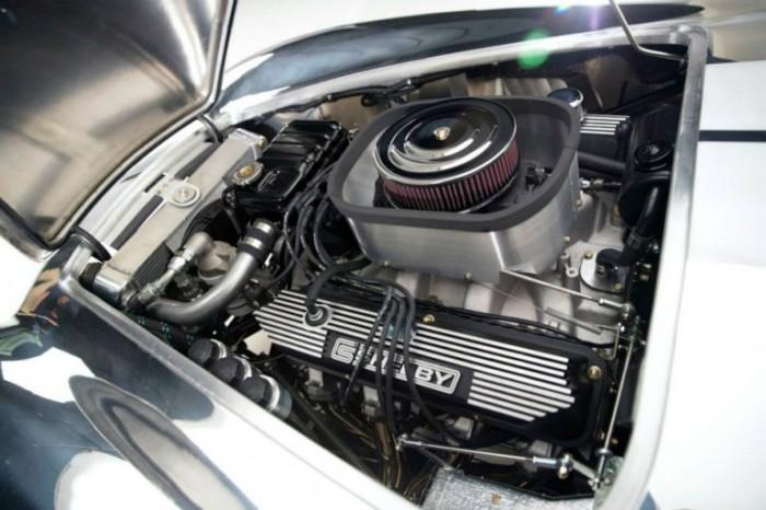 Движок Shelby Cobra