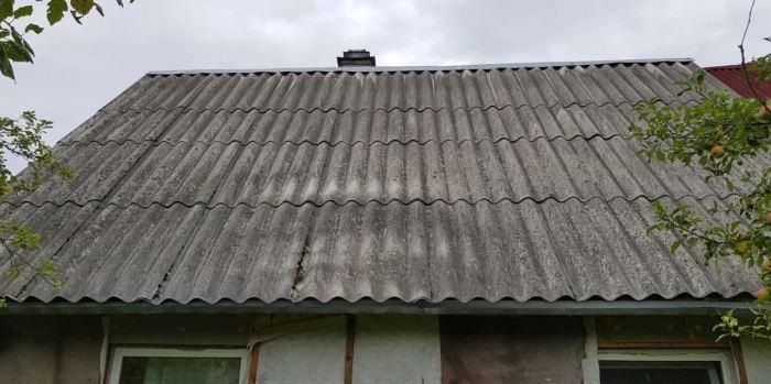 Шифер из асбеста и бетона - самый популярный. |Фото: xpressclub.ru.