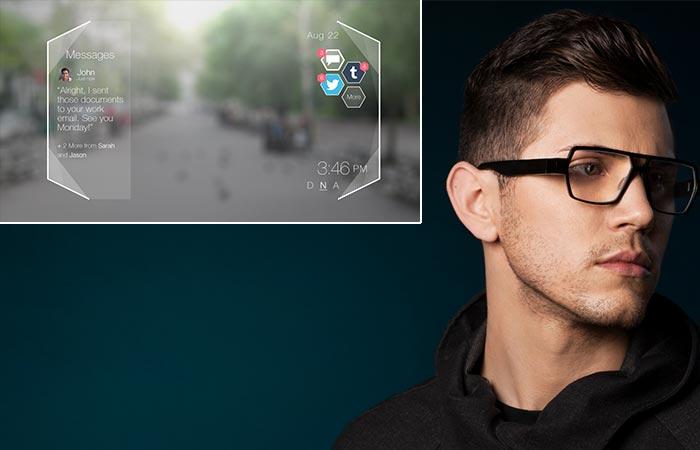 Самые умные очки в мире.