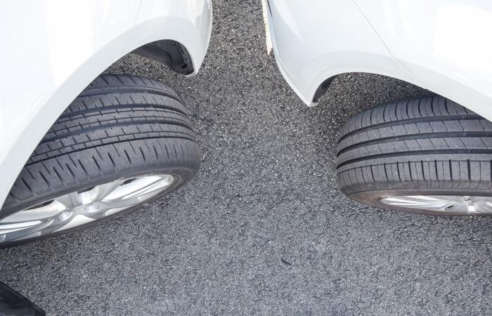 Сравниваем шины.