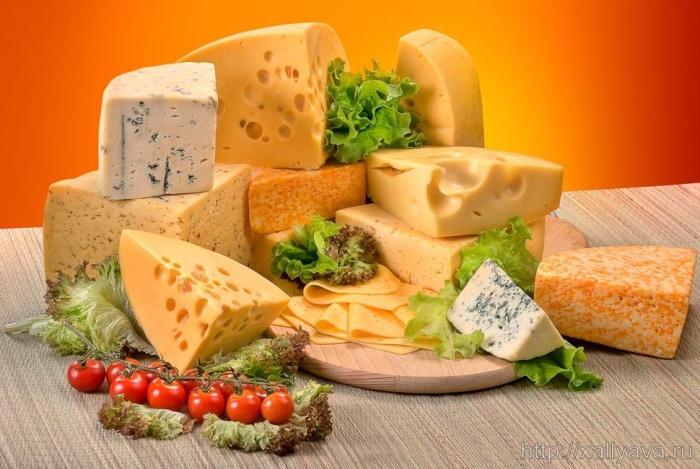 Сыр зло.