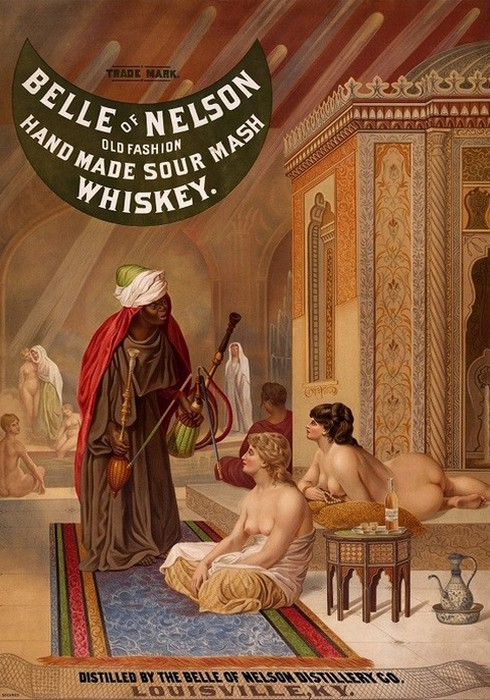 Виски Belle of Nelson.