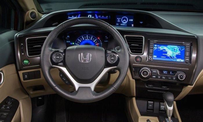 Honda Civic (9 поколение).