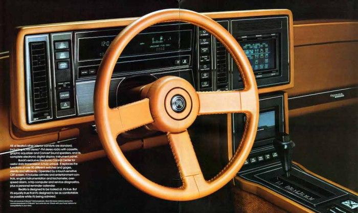 Buick Reatta.