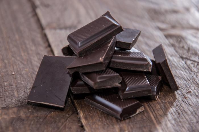 Когда-то шоколад продавали в аптеках. |Фото: yandex.kz.