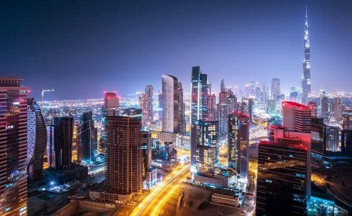 Дубай - самый современный город на Ближнем Востоке.