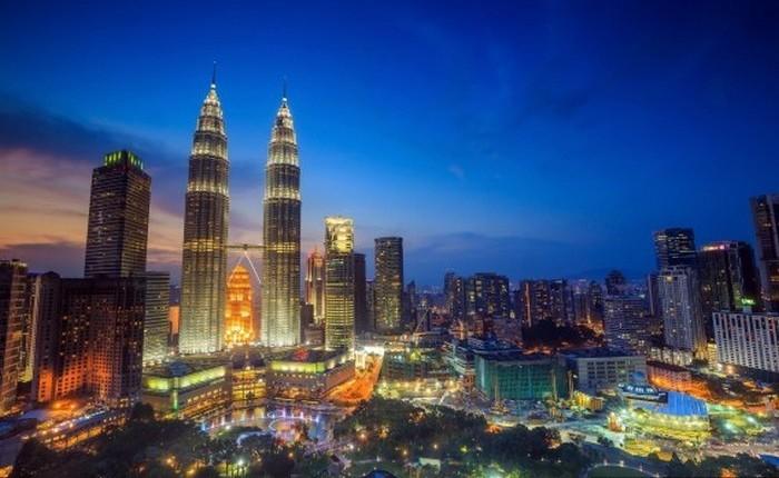 Цена/доход в Куала-Лумпуре составляет 9,82.