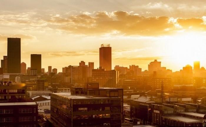 Йоханнесбург - крупнейший город в Южной Африке.
