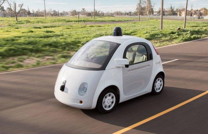 Этические проблемы беспилотных автомобилей.