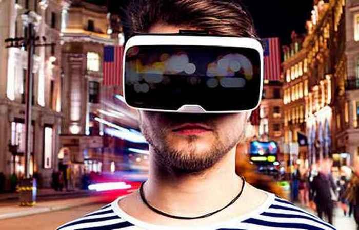 Виртуальная реальность приводит к психологическим расстройствам.