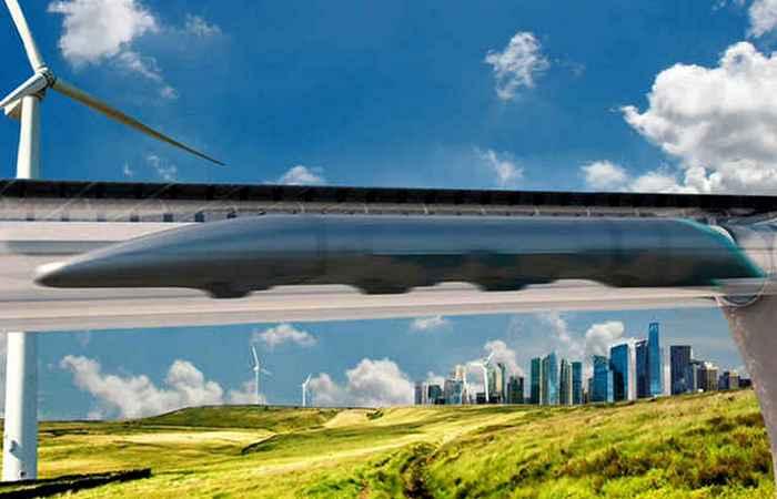 Проект Hyperloop может иметь последствия для здоровья.
