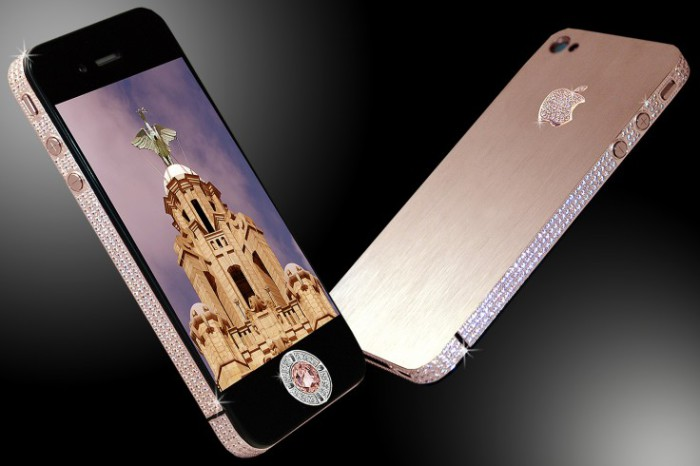 Diamond Rose iPhone 4 32GB.