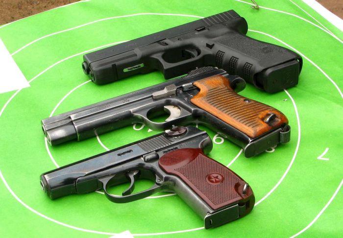 Один из самых популярных пистолетов. |Фото: popgun.ru.