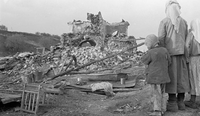 Потери СССР в войне Германия бы восполняла еще пару веков.  Фото: pokazuha.org.