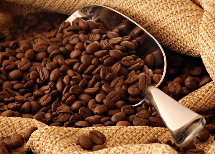 Поможет коже: кофе.