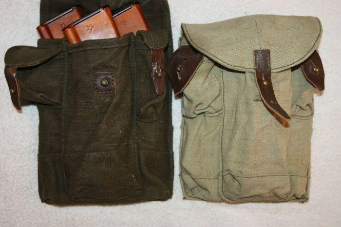 Подсумки в СССР были разными. ¦Фото: guns.allzip.org.