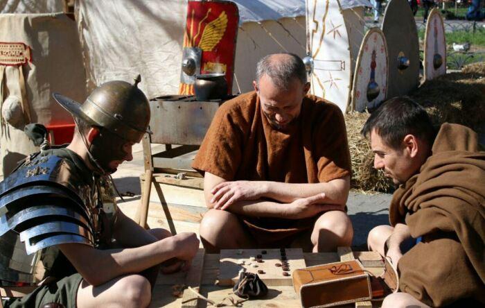 На развлечение римляне тратиться любили. |Фото: reddit.com.