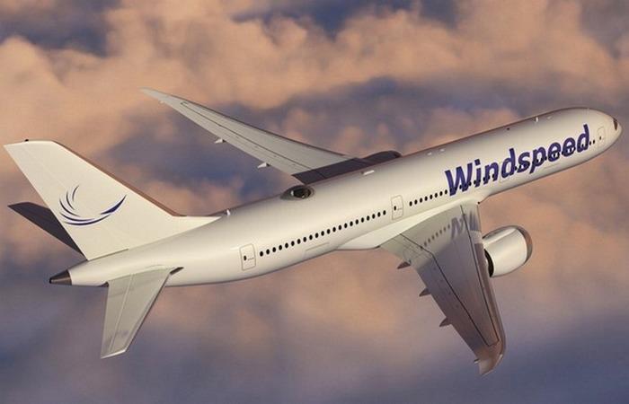 SkyDeck устанавливают в хвостовой части самолета.
