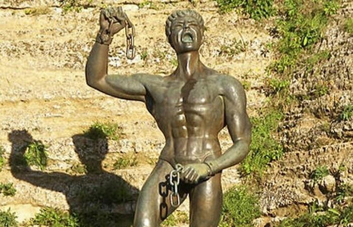 Сирийский раб Евн.