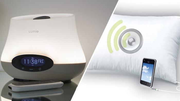 Устройства для здорового сна.