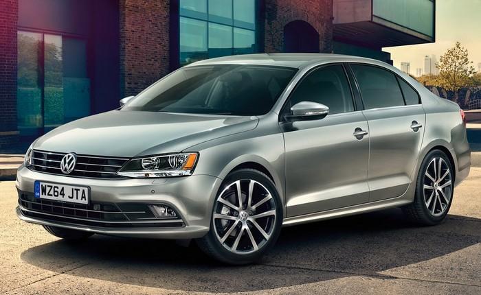 Volkswagen Jetta - всегда популярная классика.