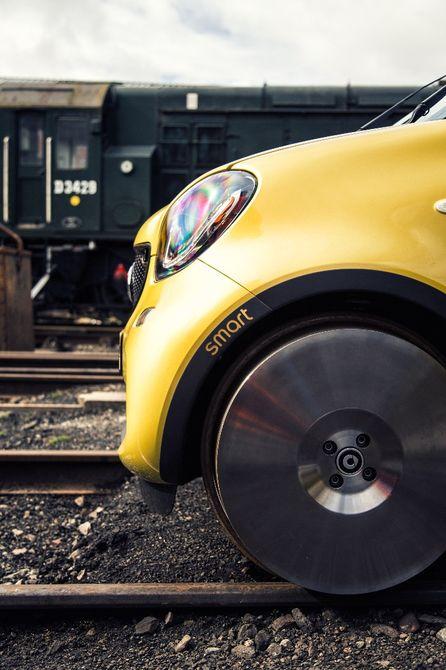 Вот такие колёса.