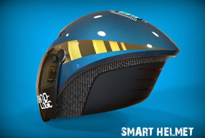 Шлем Nand Logic: для комфорта и безопасности.