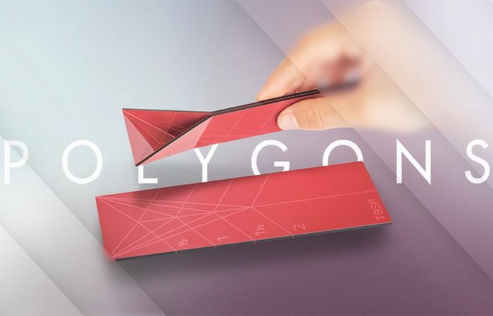 Ложка-трансформер Polygons.