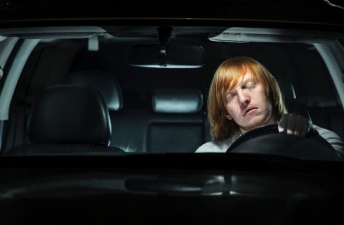 Умный руль не даст уснуть в дороге.